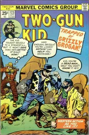 Two-Gun Kid 123-A by Marvel