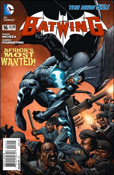 Batwing 16-A by DC