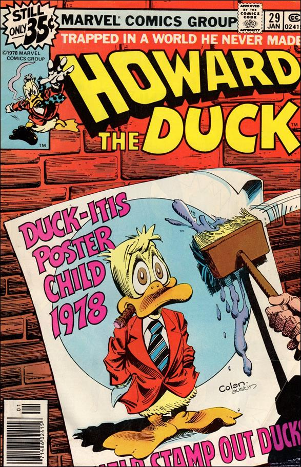Howard the Duck (1976) 29-A by Marvel