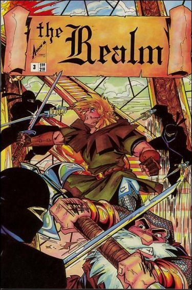 Realm (1986) 3-A by Arrow