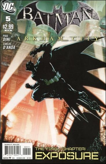 Batman: Arkham City 5-A by DC