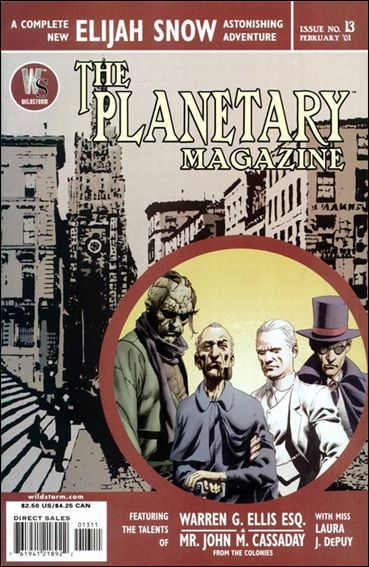 Planetary 13-A by WildStorm