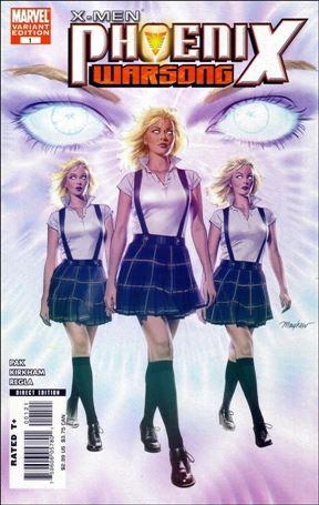X-Men: Phoenix - Warsong 1-B