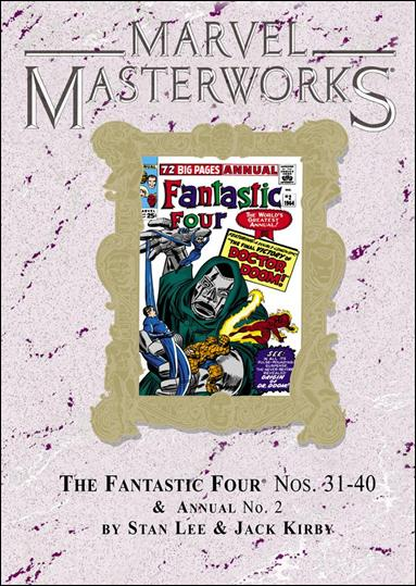 Marvel Masterworks: The Fantastic Four 4-B by Marvel