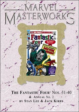 Marvel Masterworks: The Fantastic Four 4-B
