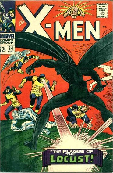 X-Men (1963) 24-A by Marvel
