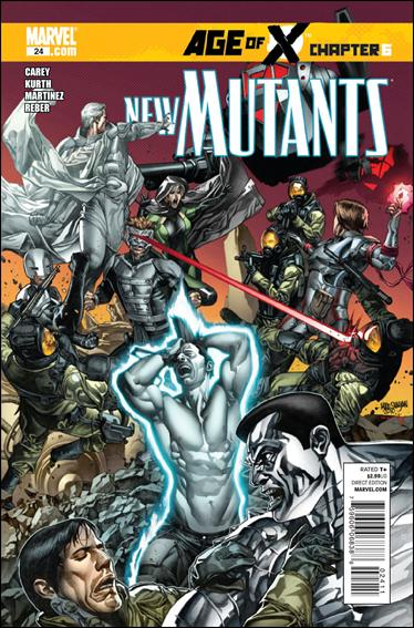 New Mutants (2009) 24-A by Marvel