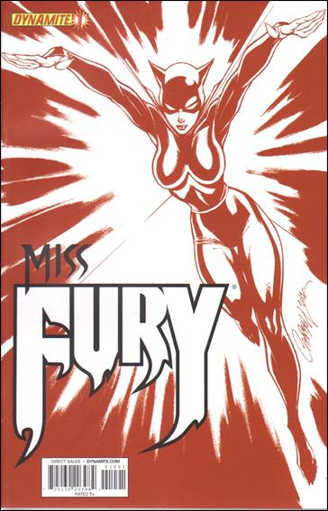 Miss Fury (2013) 1-L by Dynamite Entertainment