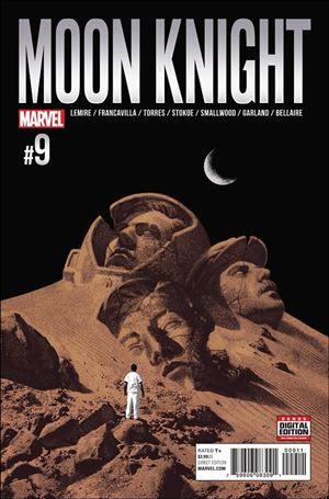 Moon Knight (2016) 9-A