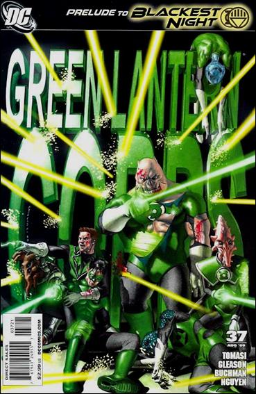 Green Lantern Corps (2006) 37-B by DC