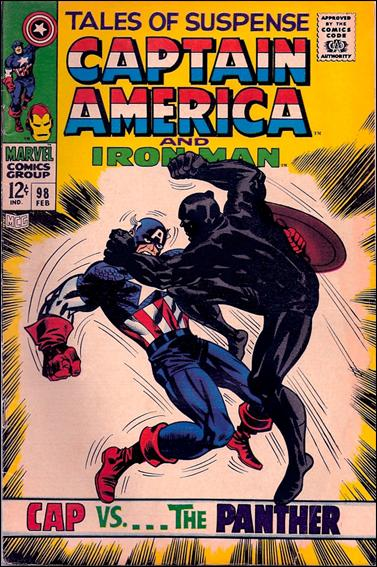 Tales of Suspense (1959) 98-A by Marvel