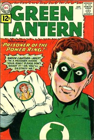 Green Lantern (1960) 10-A