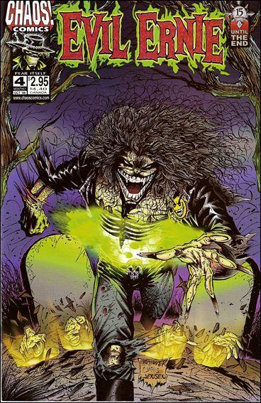 Evil Ernie (1997) 4-A by Chaos! Comics