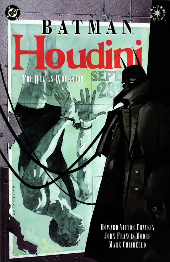 Batman/Houdini: The Devil's Workshop 1-A by DC