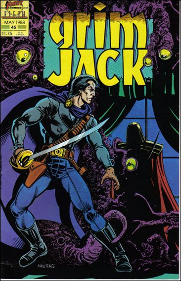 Grimjack 46-A by First