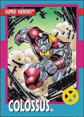 X-Men: Series 1 (Base Set) 25-A by Impel