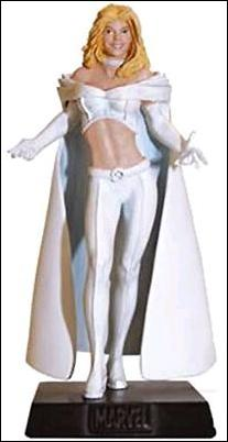 Classic Marvel Figurine Collection (UK) Emma Frost by Eaglemoss Publications