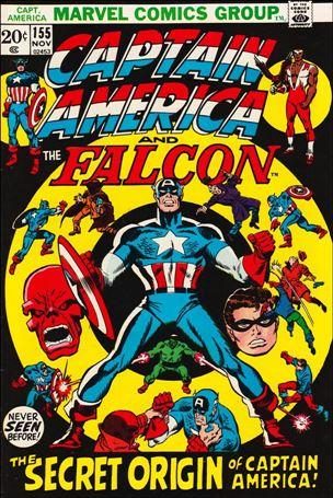 Captain America (1968) 155-A