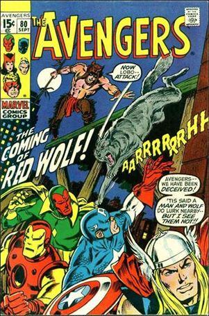 Avengers (1963) 80-A