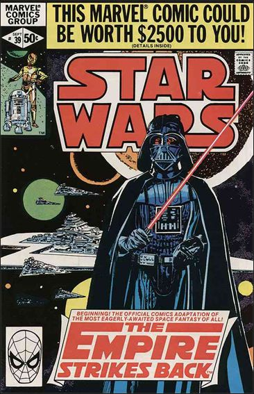 Star Wars (1977) 39-A by Marvel