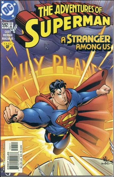 Adventures of Superman (1987) 592-A by DC