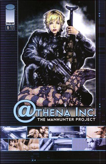 Athena Inc. The Manhunter Project 1-A by Image
