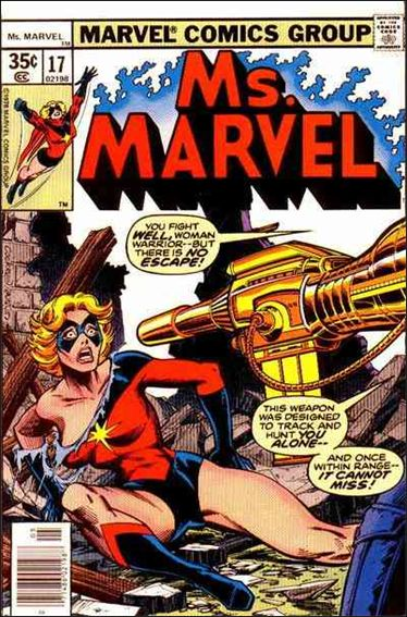 Ms. Marvel (1977) 17-A by Marvel