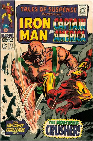 Tales of Suspense (1959) 91-A by Marvel