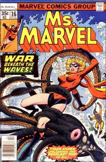 Ms. Marvel (1977) 16-A by Marvel
