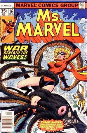 Ms. Marvel (1977) 16-A