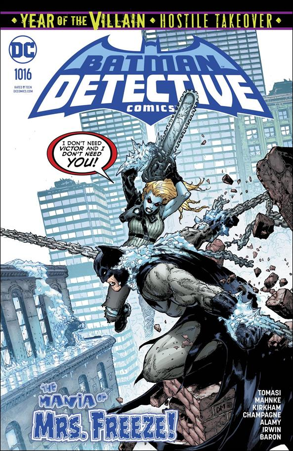 Detective Comics (1937) 1016-A by DC