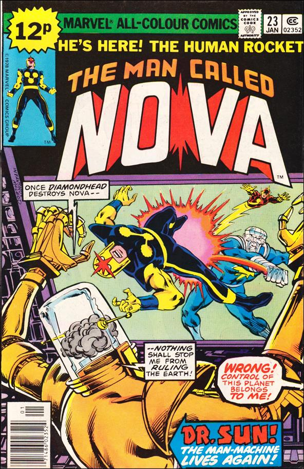 Nova (1976) 23-B by Marvel