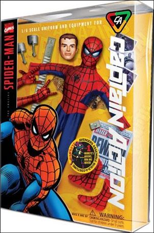 Captain Action (2012) Spider-Man (Deluxe)