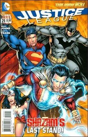 Justice League (2011) 21-D