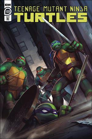 Teenage Mutant Ninja Turtles (2011) 122-C