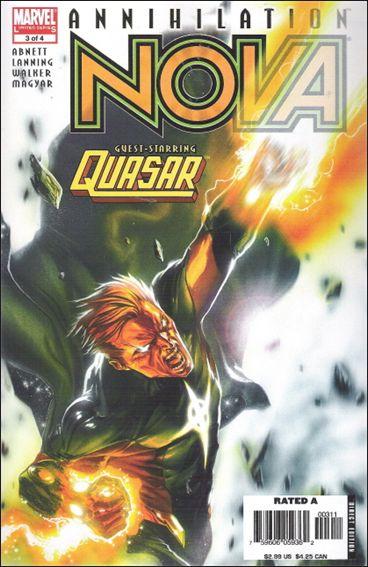 Annihilation: Nova 3-A by Marvel