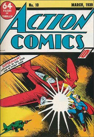 Action Comics (1938) 10-A