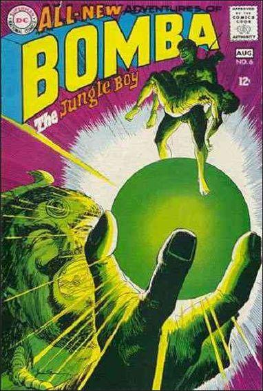 Bomba 6-A by DC