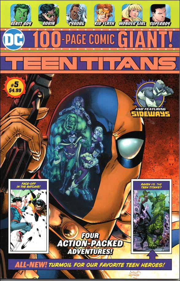 Teen Titans Giant 5-A by DC
