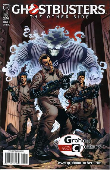 Ghostbusters: The Other Side 1-B by IDW