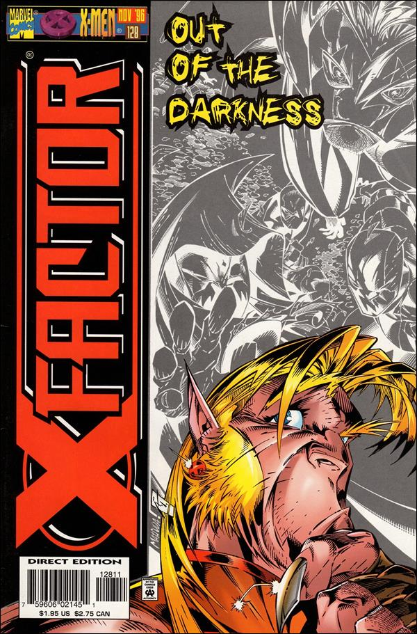 X-Factor (1986) 128-A by Marvel