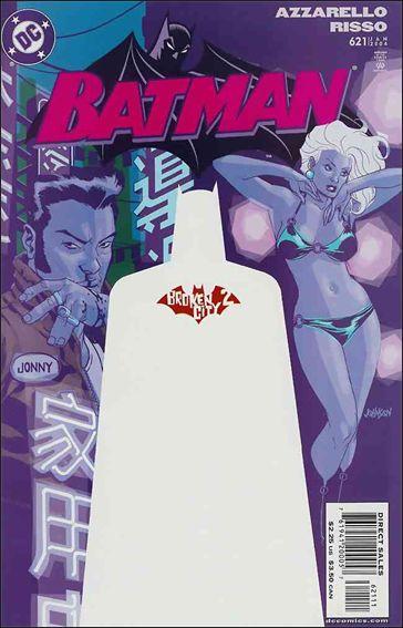Batman (1940) 621-A by DC