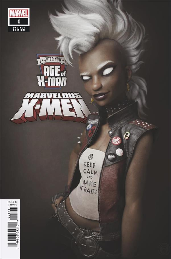 Age of X-Man: Marvelous X-Men 1-C by Marvel