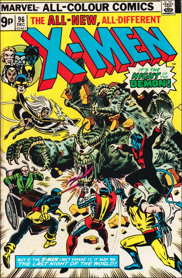 X-Men (1963) 96-B by Marvel