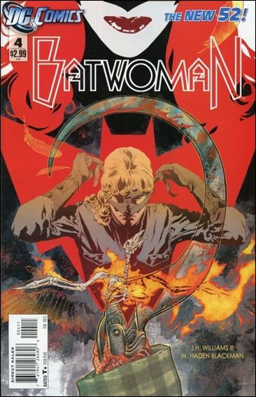 Batwoman 4-A by DC