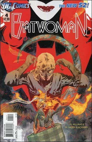 Batwoman (2011) 4-A by DC