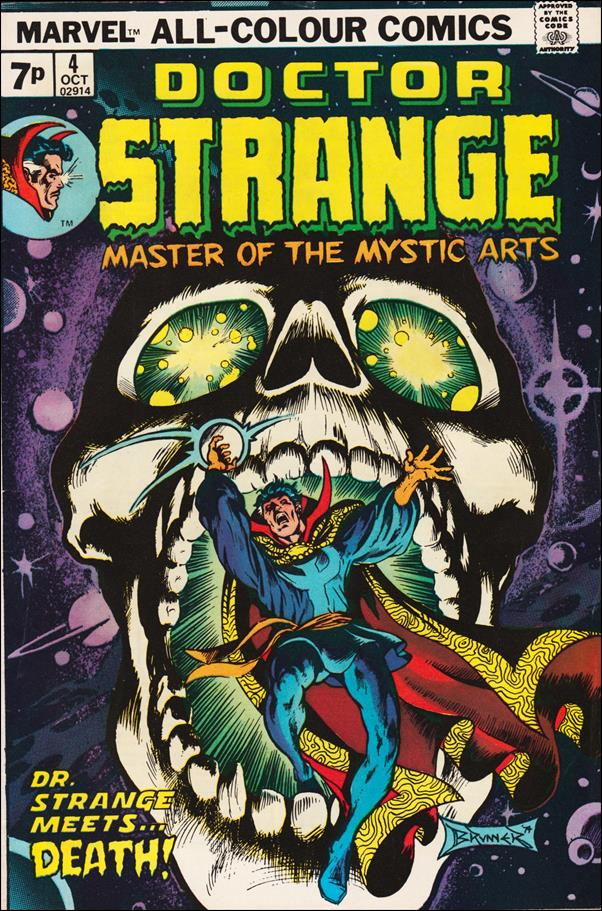Doctor Strange (1974) 4-B by Marvel