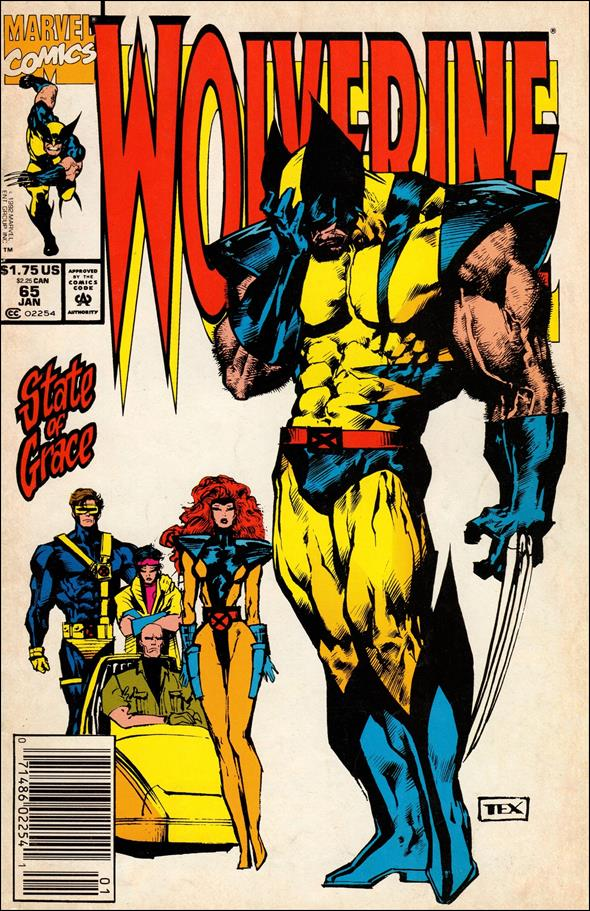 Wolverine (1988)  65-A by Marvel