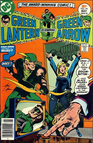 Green Lantern (1960) 94-A by DC