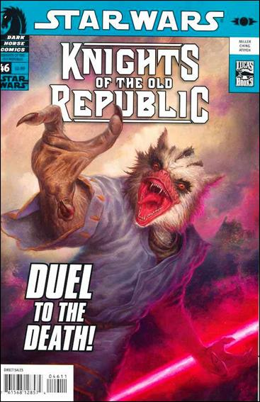 Star Wars: Knights of the Old Republic 46-A by Dark Horse